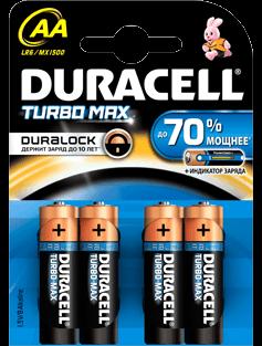 Батарейка DURACELL Turbo Max